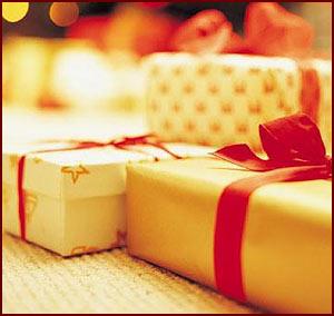 Покупки к Рождеству в США