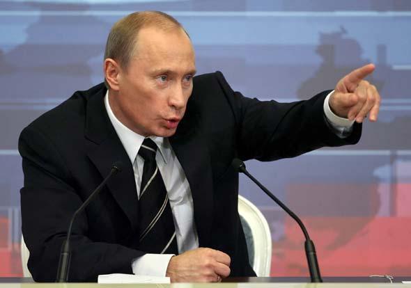 WikiLeaks опубликовали слова Путина об Украине