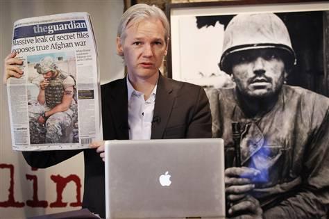 Новые документы на WikiLeaks