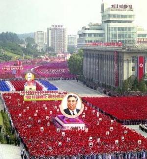 Северная Корея не допустила протестов