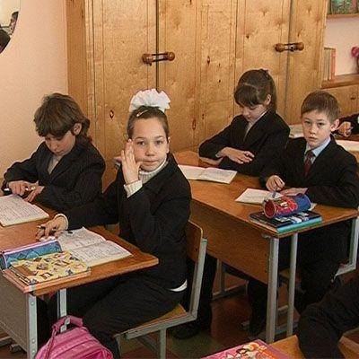 Дефицит учащихся в Украине