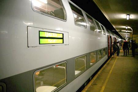 Двухэтажные поезда скоро и в Украине