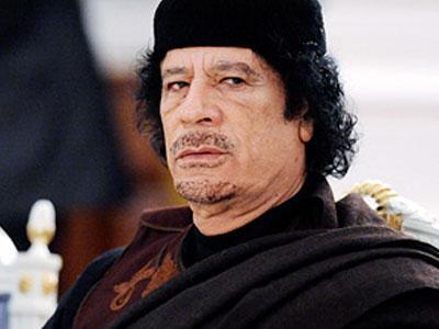 Суд В Гааге арестует Каддафи