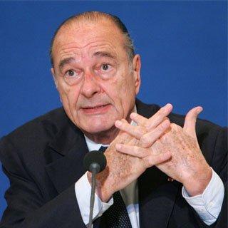 Жака Ширака судят в Париже