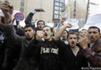 Военные столкновения в Каире