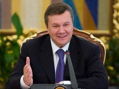 Виктор Янукович о ЕС