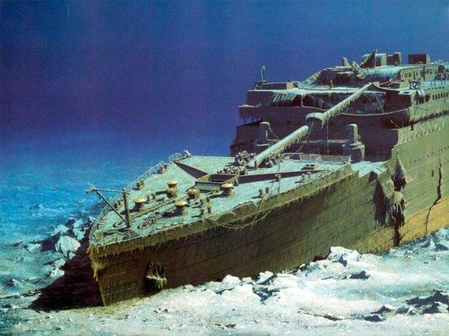 Виновата ли Луна в гибели Титаника? Часть 5