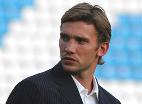 Будет ли играть на Евро Шевченко