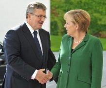 Германия совещалась с Польшей об Украине