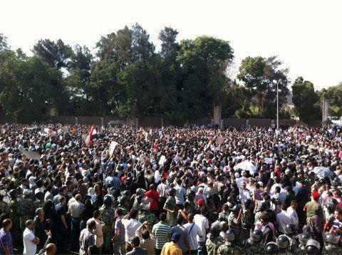 В Египте все спокойно