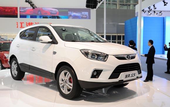 Китайско-украинские автомобили популярны в Узбекистане