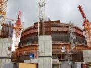 На Ленинградской АЭС установят мостовой кран