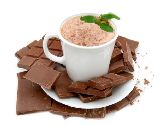 Появление шоколада