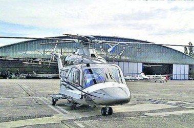 Кому принадлежит вертолетная площадка в Каневе?