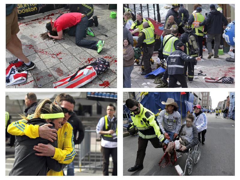 Трагедия в Бостоне